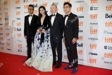 Editorial picture of 'I Am Not Madame Bovary' premiere, Toronto International Film Festival, Canada - 08 Sep 2016