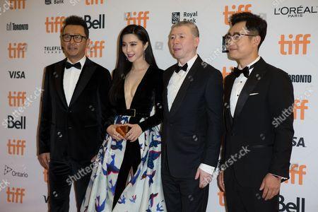 Feng Xiaogang, Fan Bingbing, Tao Guo, Dong Chengpeng