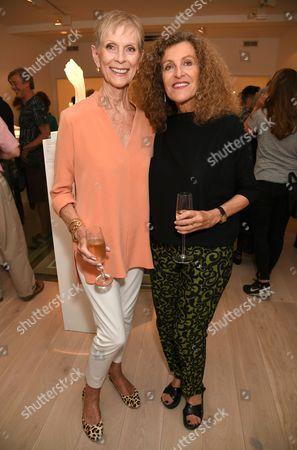 Paulene Stone and Nicole Farhi