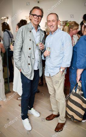 Jonathan Kent and Nicholas Hytner