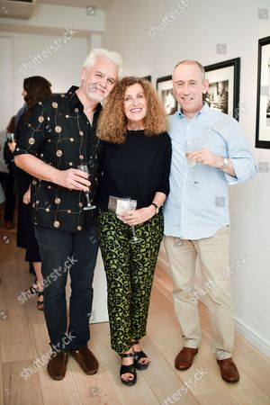Editorial image of Nicole Farhi's 'The Human Hand' private view at Bowman Sculpture, London, UK - 13 Sep 2016
