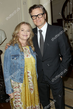 Sharon Maguire (Director), Colin Firth