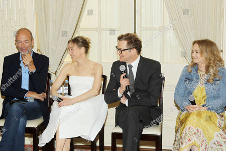 Eric Feliner, Renee Zellweger, Colin Firth, Sharon Maguire (Director)