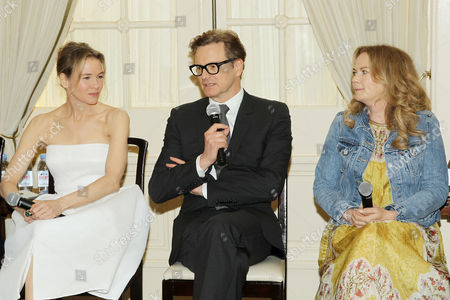 Renee Zellweger, Colin Firth, Sharon Maguire (Director)