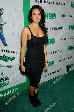 Stock Image of Marisol Miranda