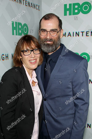 Nina Rosenstein (EVP, HBO Programming), Russell Gregory (Exec Producer)