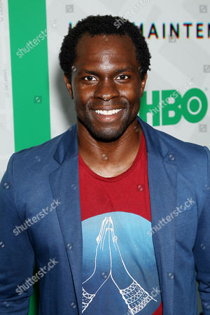 Stock Photo of Kevin Mambo