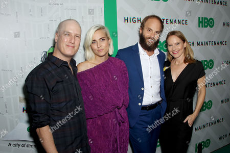 Editorial photo of New York Premiere of HBO's 'High Maintenance', USA - 13 Sep 2016