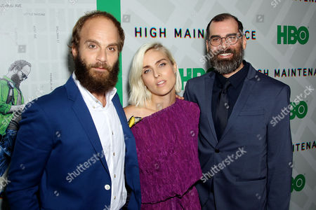 Editorial image of New York Premiere of HBO's 'High Maintenance', USA - 13 Sep 2016