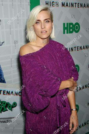Katja Blichfeld (Creator, Exec Producer)