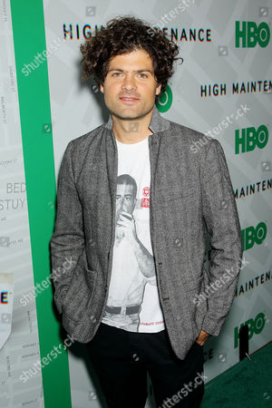 Editorial picture of New York Premiere of HBO's 'High Maintenance', USA - 13 Sep 2016