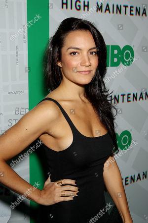 Stock Picture of Marisol Miranda