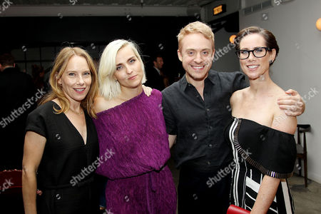 Editorial image of New York Premiere of HBO's 'High Maintenance' - After Party held at Metrograph Commissary, USA - 13 Sep 2016