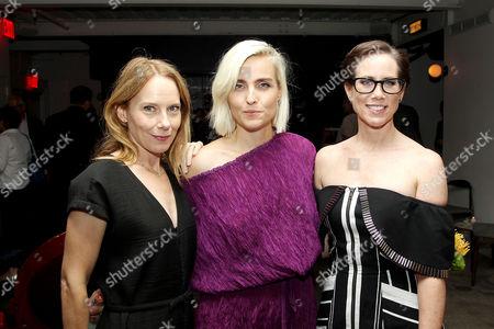 Amy Ryan, Katja Blichfeld (Creator, Exec. Producer), Miriam Shor