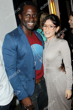 Stock Picture of Kevin Mambo, Yael Stone
