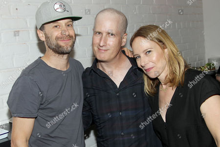 John Glaser, Eric Slovin, Amy Ryan