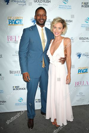 Kerry Rhodes and Nicky Whelan