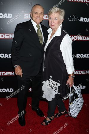 Ray Kelly and wife Veronica Kelly