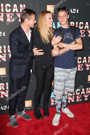 McCaul Lombardi, Andrea Arnold and Stefan Nordstrom
