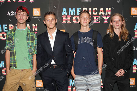 """Editorial picture of New York Premiere of A24's """"AMERICAN HONEY"""", USA - 13 Sep 2016"""