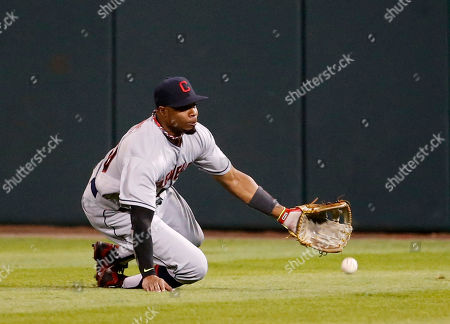 Rajai Davis Cleveland Indians center fielder Rajai Davis is unable to catch a single by Chicago White Sox left fielder Melky Cabrera during the sixth inning of a baseball game, in Chicago