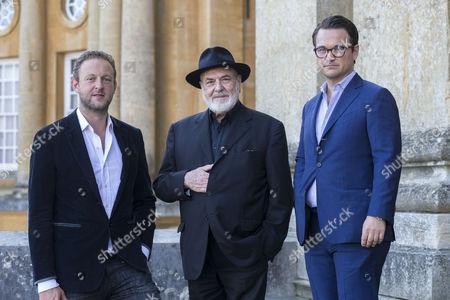 Editorial picture of Blenheim Art Foundation presents Michelangelo Pistoletto solo exhibition, Blenheim Palace, Oxfordshire, UK - 14 Sep 2016