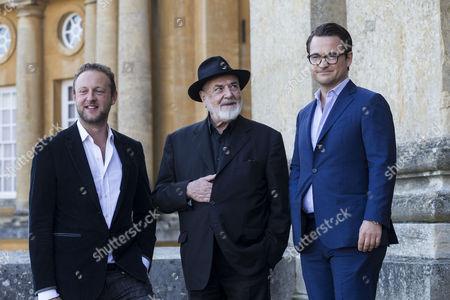 Editorial image of Blenheim Art Foundation presents Michelangelo Pistoletto solo exhibition, Blenheim Palace, Oxfordshire, UK - 14 Sep 2016
