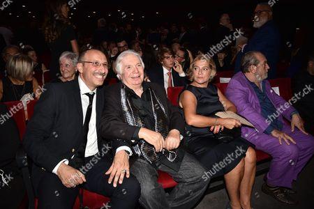 Gino Landi, Silvia Verdone