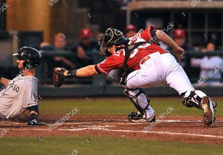 Editorial photo of Tacoma Rainiers v El Paso Chihuahuas, MiLB baseball game at Cheney Stadium, USA - 09 Sep 2016