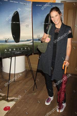 Editorial picture of Special Screening and Reception in Celebration of 'Arrival' hosted by Paramount Pictures, New York, USA - 14 Sep 2016