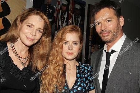 Queen Noor of Jordan, Amy Adams and Harry Connick Jr