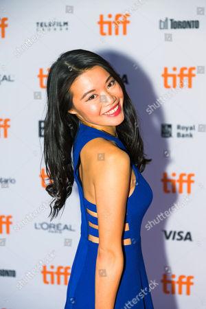 Editorial photo of '(Re)Assignment' premiere, Toronto International Film Festival, Canada - 14 Sep 2016