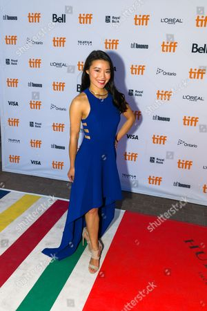 Editorial picture of '(Re)Assignment' premiere, Toronto International Film Festival, Canada - 14 Sep 2016