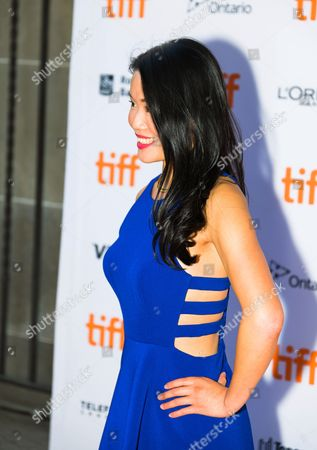 Stock Image of Caroline Chan
