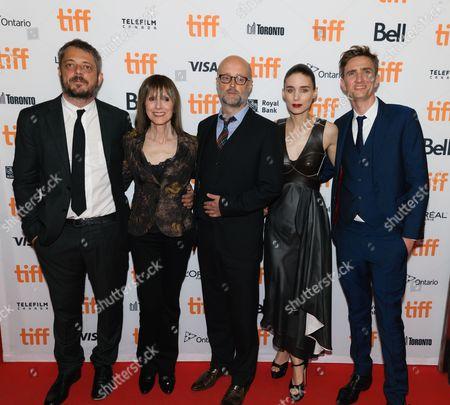 Benedict Andrews, Jean Doumanian, David Harrower, Rooney Mara, Patrick Daly