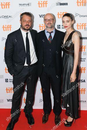 Benedict Andrews, David Harrower, Rooney Mara