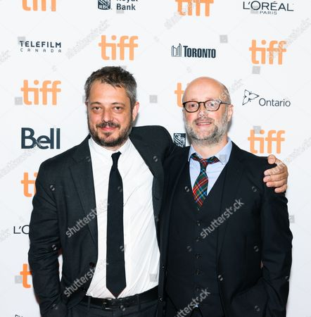 Editorial photo of 'Una' premiere, Toronto International Film Festival, Canada - 14 Sep 2016