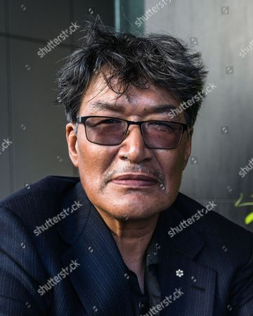 Stock Photo of Zacharias Kunuk