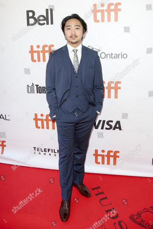Editorial photo of 'The Journey Is The Destination' premiere, Toronto International Film Festival, Canada - 14 Sep 2016