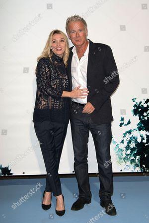 Franck Dubosc and Anne Marivin
