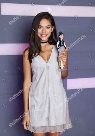 Stock Picture of Alyssa Lynch