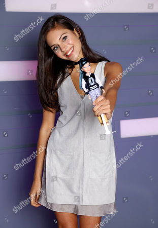 Stock Photo of Alyssa Lynch