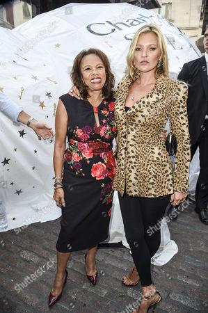 Candi Staton and Kate Moss