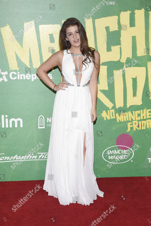 Editorial picture of 'No Manches Frida' film premiere, Mexico City, Mexico - 13 Sep 2016