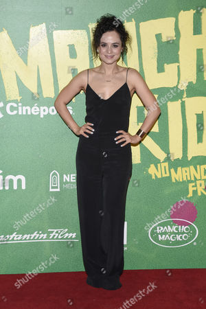Editorial image of 'No Manches Frida' film premiere, Mexico City, Mexico - 13 Sep 2016