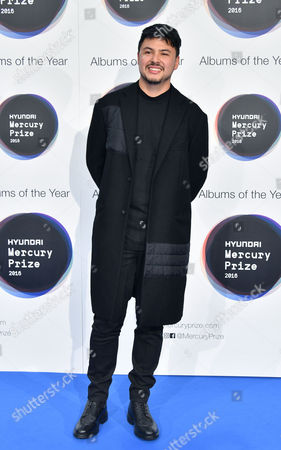 Editorial picture of Mercury Prize Albums of the Year, London, UK - 15 Sep 2016