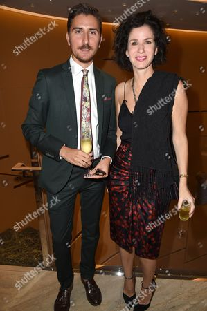 Nicolas Smirnoff and Mollie Dent-Brocklehurst