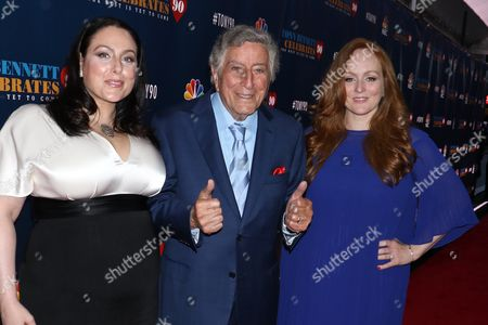Editorial image of Tony Bennett Celebrates 90: The Best Is Yet To Come, New York, USA - 15 Sep 2016