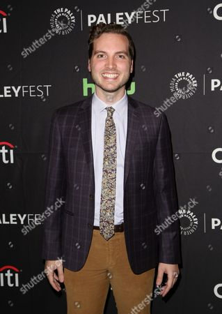 Editorial image of Hulu's 'The Mindy Project' TV Series Screening, Arrivals, Los Angeles, USA - 15 Sep 2016