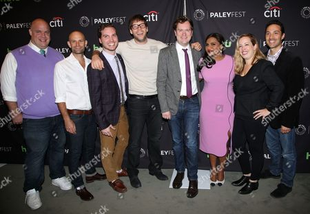 Editorial photo of Hulu's 'The Mindy Project' TV Series Screening, Arrivals, Los Angeles, USA - 15 Sep 2016